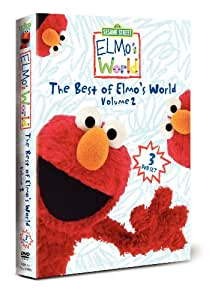 Elmo's World Box Set: Best of Elmo's World Volume Two