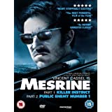 Mesrine: Killer Instinct Public Enemy Number One - 2-DVD Set ( L'instinct de mort / L'ennemi public n�1 ) ( Mesrine: Killer Instinct / Mesrine: Public Enemy Number 1 )par Vincent Cassel