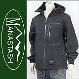 (マナスタッシュ) MANASTASH ワンプライパーカー・ジャケット ウォータープルーフ・ブリーザブル・3レイヤーファブリック ALTALAND ONE PLY PARKA 7112010-09 L