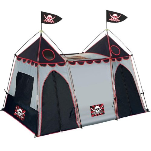 Giga Tent Pirate Hide-Away - Play Tent front-32272