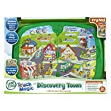 "Toy / Game Awesome Leap Frog Touch Magic Learning Toy Fun ""Search And Find Game Reinforces The Learning"