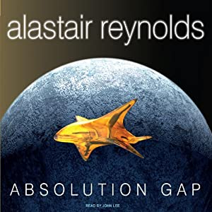 Absolution Gap Audiobook