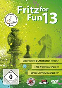 Fritz for Fun 13 Schachprogramm (PC)