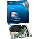 "INTEL BOXD510MO mini-ITX Socket775 DDR2-800/667 GMA 3150 Gbit 2xSATA mainboard Boxed with integrated Intel Atom Processorvon ""Intel"""