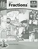 Key Curriculum KEY TO FRACTIONS REPRODUCIBLE TESTS FOR BOOKS 1-4