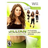 Jillian Michael's Fitness Ultamatum 2009 - Nintendo Wii ~ Majesco Sales Inc.