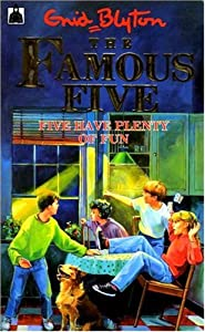 "Cover of ""Five Have Plenty of Fun"""