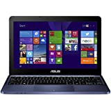 "ASUS EeeBook X205TA-US01-BL - 11.6"" Laptop - HD Display / Intel Atom Z3735F / 2GB RAM / 32GB eMMC / Wi-Fi / Windows 8.1 / Webcam"