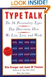 Type Talk: The 16 Personality Types