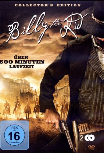 Billy the Kid - Collector's Edition (2DVDs)