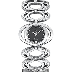 GO, Girl Only Glamour Analogue Black Dial Womens Watch - 694623
