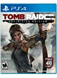 Tomb Raider The Definitive Edition - PlayStation 4