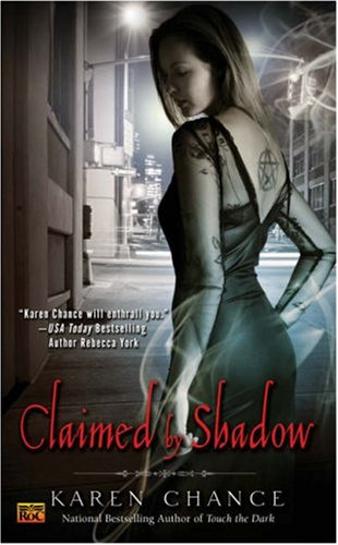 Claimed By Shadow (Cassandra Palmer, #2)