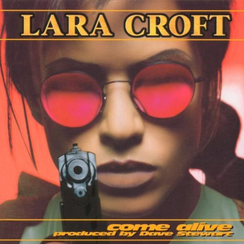 Come-Alive-Rhona-Mitra-As-Lara-Croft-Audio-CD