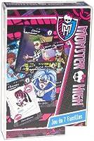 "Jeu de 42 cartes : 7 familles ""Monster High"""