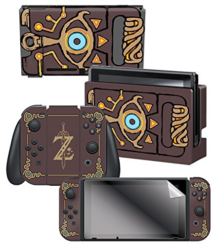 Nintendo Switch Skin Gear