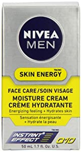 NIVEA MEN Skin Energy Moisturizing Cream Q10 50ml