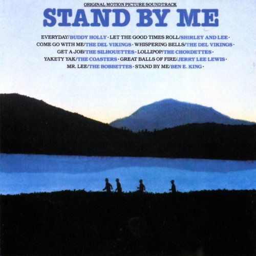 Original album cover of Stand By Me [Original Motion Picture Soundtrack] by Various