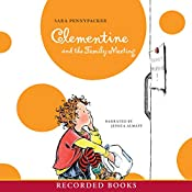 Clementine and the Family Meeting: Clementine, Book 5 | Sara Pennypacker