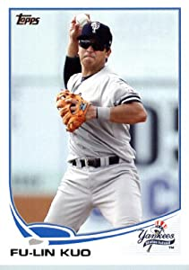 2013 Topps Pro Debut Baseball Card # 112 Fu-Lin Kuo - Staten Island Yankees (Prospect... by 2013 Topps Pro Debut
