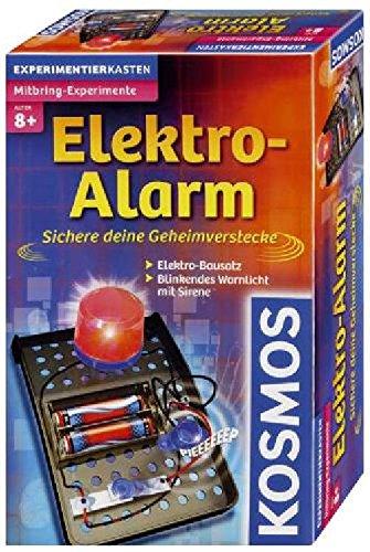 Mitbringspiel Experiment KOSMOS 659172 Elektro-Alarm