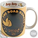 Road Runner Wile E Coyote Mug Gift Boxed Looney Tunes