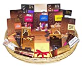 Godiva Galore Luscious Chocolate Lovers Holiday Chocolates Gourmet Chocolate Gift Basket
