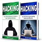 Hacking: 2 Books in 1: The Ultimate Beginner's Guide to Learn Hacking Effectively & Tips and Tricks to learn Hacking Hörbuch von Daniel Jones Gesprochen von: Pete Beretta