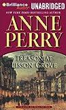 Treason at Lisson Grove (Charlotte and Thomas Pitt)