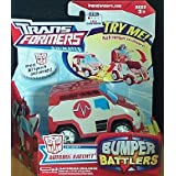 Transformers Animated Bumper Battlers - Autobot Rachet