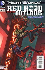 Red Hood And The Outlaws #9 (Night Of The Owls Tie-In)