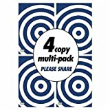 Zig Ziglar Pick Four (4 Pack - Designed to Share) [ZIG ZIGLAR] (DESIGNED TO SHARE)