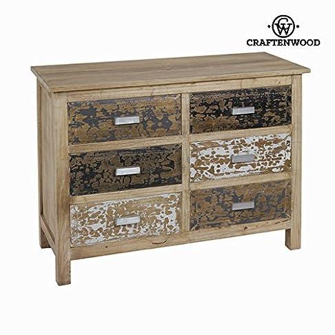 Cassettone legno decapata - Poetic Collezione by Craften Wood (1000026865)