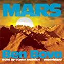 Mars Audiobook by Ben Bova Narrated by Stefan Rudnicki