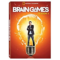 Brain Games Season 3 Repackaged