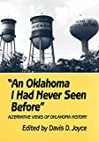 Product 080612945X - Product title An Oklahoma I Had Never Seen Before: Alternative Views of Oklahoma History