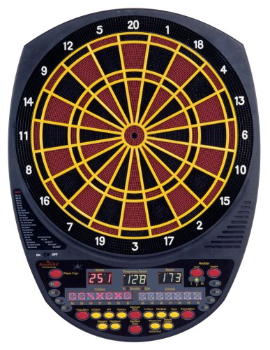Why Should You Buy Arachnid Interactive 3000 Soft-Tip Dart Game