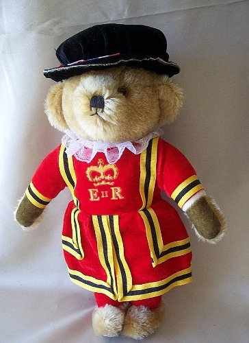 english-guard-merry-thought-harrods-teddy-bear-beefeater-18-plush