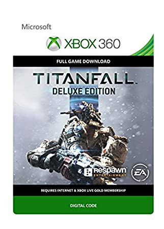 Titanfall: Deluxe Edition - Xbox 360 Digital Code- Xbox 360 Digital Code