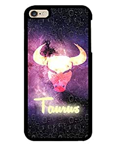 Fuson 2D Printed Sunsign Taurus Designer back case cover for Micromax Canvas Knight 2 E471 - D4464