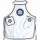 MLB Seattle Mariners BBQ Set at Amazon.com