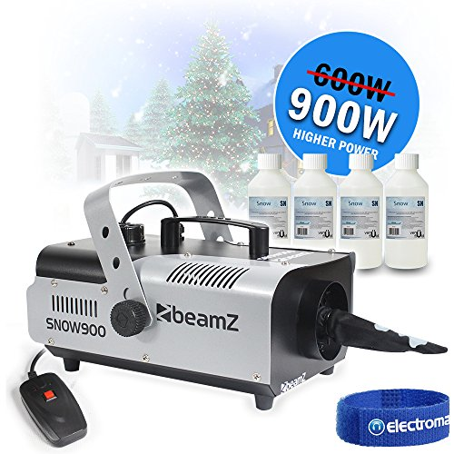 Christmas Snow Maker Storm Winter Blizzard Effect Machine 900w *20L Fluid*