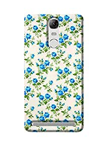 Sowing Happiness Printed Back Cover For Lenovo Vibe K5 Note