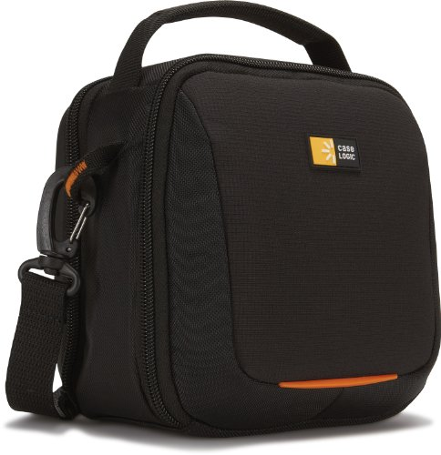 Case Logic SLMC-202 Compact Systems Camera Medium Kit Bag (Black)