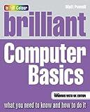 Brilliant Microsoft Vista Computer Basics