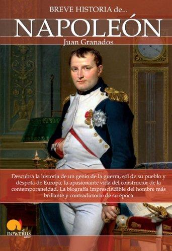 Breve historia de Napole n (Breve Historia) (Spanish Edition)