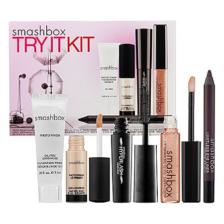 Smashbox Try It Kit (2 Value) Try It Kit