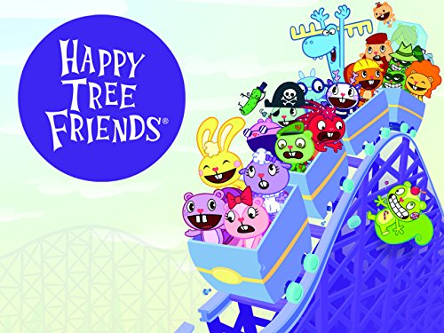 Happy Tree Friends, Volume 1