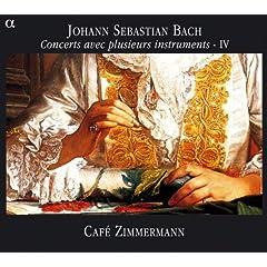 Concerto pour 2 clavecins en Ut Majeur, BWV 1061: I.