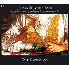 Concert Brandebourgeois No. 2 en Fa Majeur, BWV 1047: II. Andante